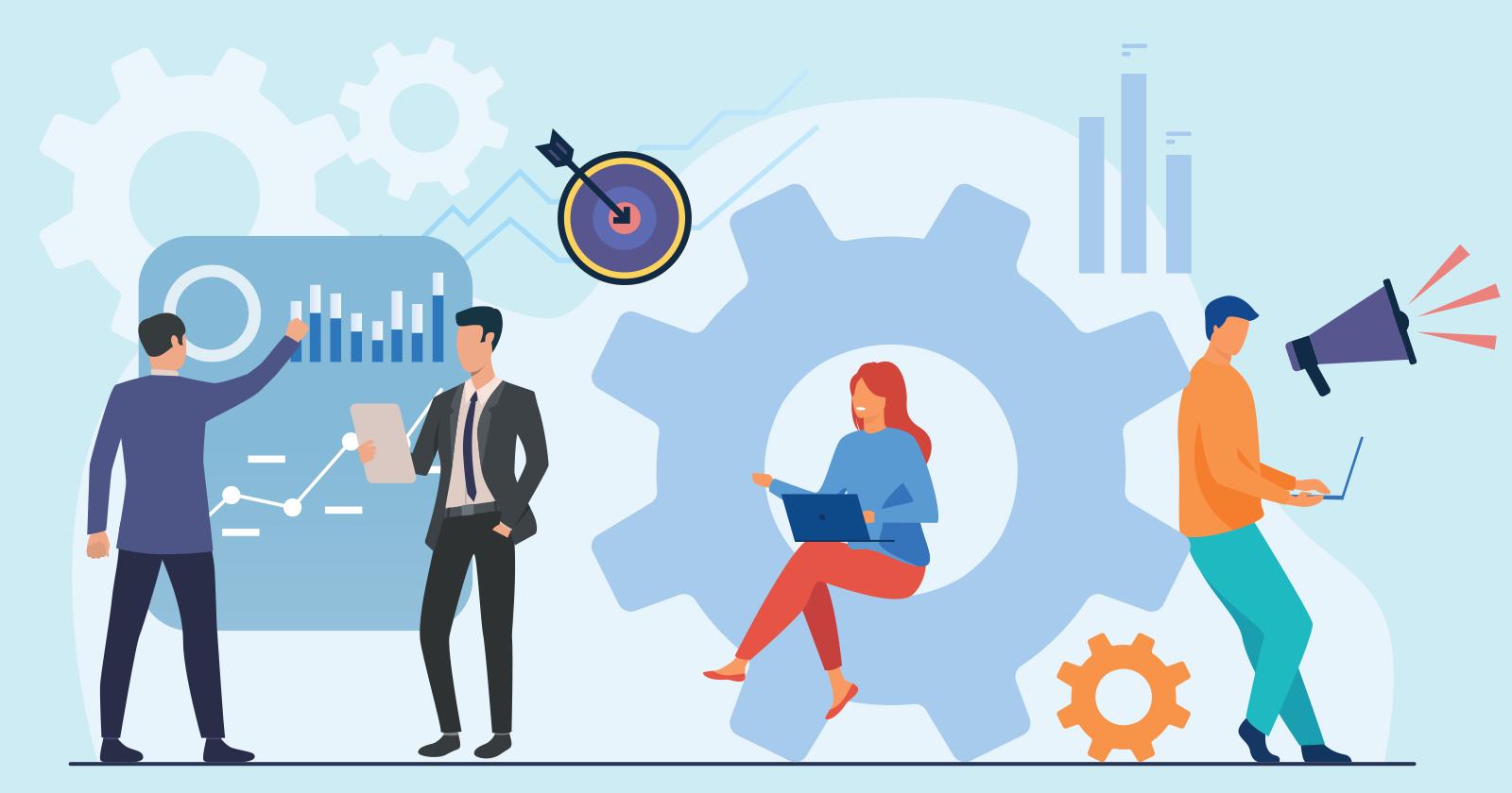 Συνδέστε τα τμήματα Πωλήσεων και Marketing μέσω του Inbound Marketing