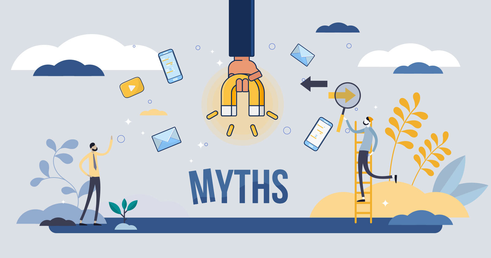 inbound marketing 7 μύθοι που είναι λάθος