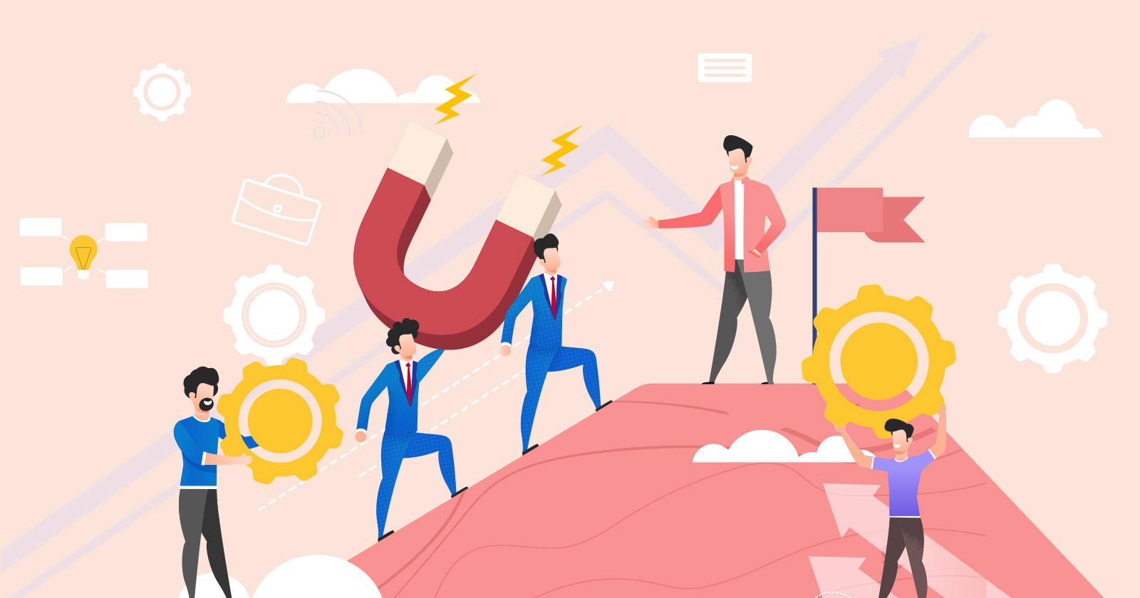 Inbound Marketing Στρατηγικές που θα σας φέρουν μπροστά από τον Ανταγωνισμό